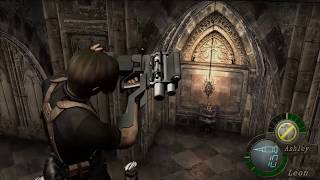 Mine Thrower Jail Break - Resident Evil 4 Challenge