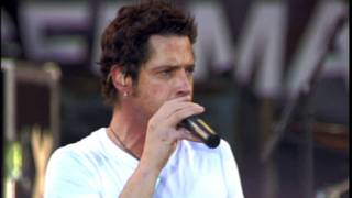 Audioslave - Black Hole Sun /Like A Stone (Live 8)