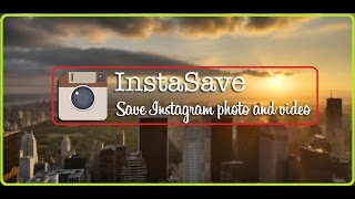 Gambar cover Download BEST Videos and Pictures FREE from INSTAGRAM  [INSTASAVE]