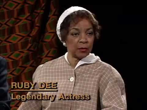 African American Legends: Legendary Actors: Ossie Davis and Ruby Dee