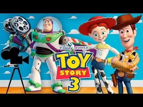 ESPAÑOL PELICULA COMPLETA Toy Story 3 Amigo Fiel Jessie,Buzz,Woody pelicula juego-Juegos De Pelicula
