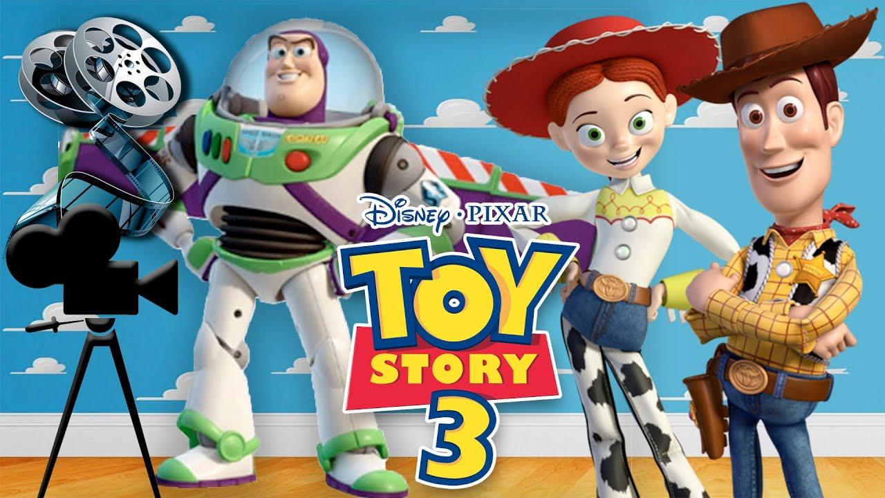 Toy Story 3 ESPAOL PELICULA COMPLETA del juego Amigo Fiel Jessie