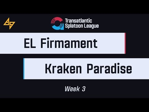 TASL: EL Firmament vs. Kraken Paradise | EU Div - Week 3
