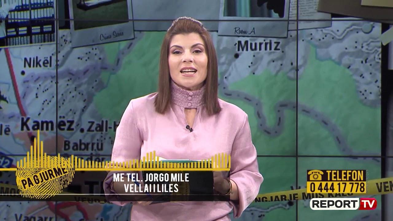 Report TV -Gjendet Live në emisionin 'Pa Gjurmë' 18-vjeçarja