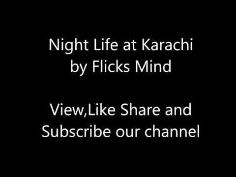 Night Life at Karachi