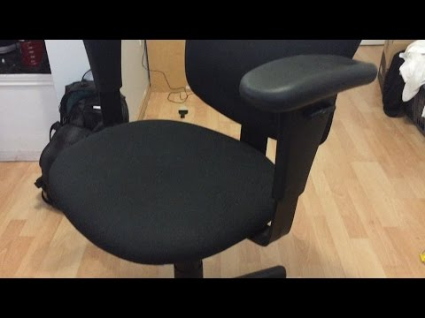Office Chair: Add More Cushion