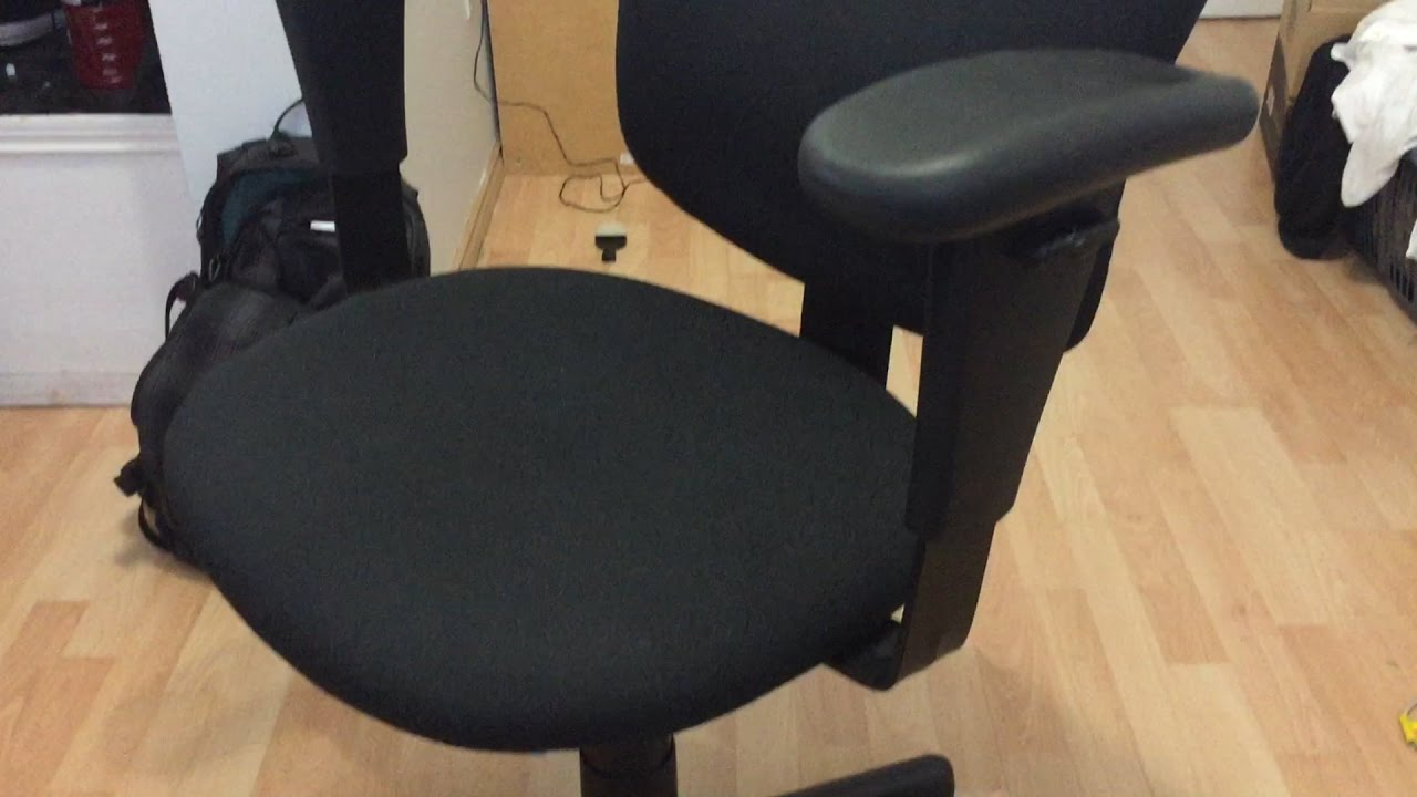 Office Chair: Add More Cushion