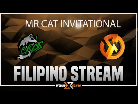 S1-Lykos vs. Signature Trust Mr. Cat Invitationals Game 2