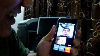 Video Call On Samsung Galaxy S