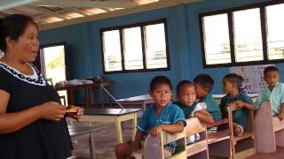 Nursery Class in Rupununi-Guyana