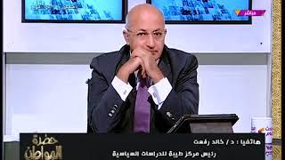 رئيس مركز طيبة للدراسات السياسية يطلق تحذيرات جديدة وخطيرة عن المعونة الأمريكية لمصر!