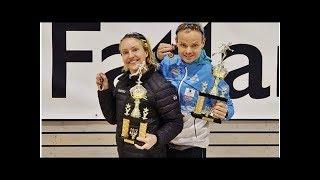 Bjørn Tore Taranger og Therese Falk vant NM 100 km