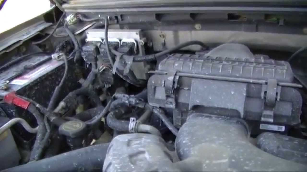 ford f150 4x4 problems iwe actuators vacuum solenoid troubleshooting youtube [ 1280 x 720 Pixel ]