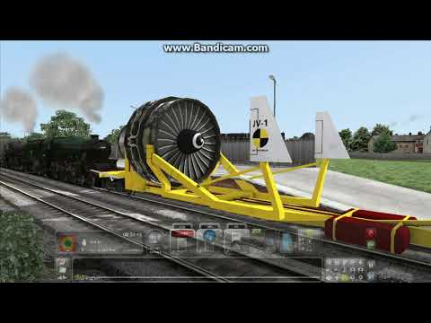 Train Simulator 2019-The Jet Train!! |