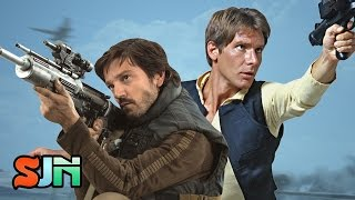 Rogue One: Does It Stand Up To The Star Wars Legacy ?