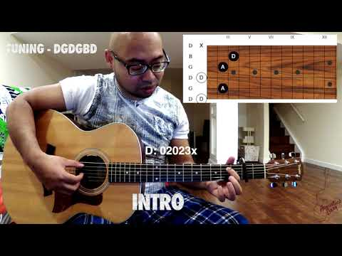 Ravorona (Dama) - Malagasy Guitar Tutorial