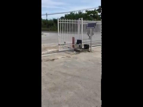 hqdefault aleko� ac2200 sliding gate opener youtube Basic Electrical Wiring Diagrams at nearapp.co