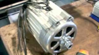 AC vs DC input grid-tie inverters part 1 Missouri wind PMG rpm test