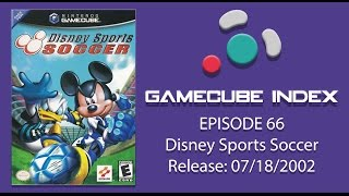 GCNdex - Disney Sports Soccer [066]