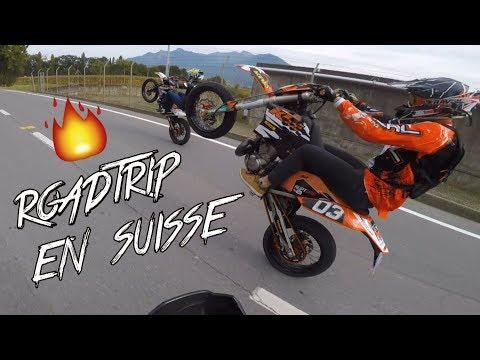 Mon RoadTrip en Suisse avec SpitBike !   Ep1