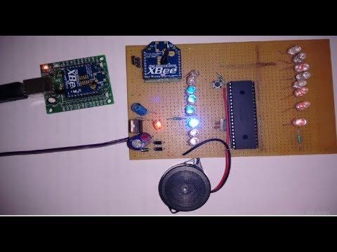 Видео Thesis using zigbee