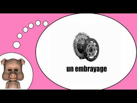 تعلم اللغة الفرنسية و ميكانيكا السيارات Youtube