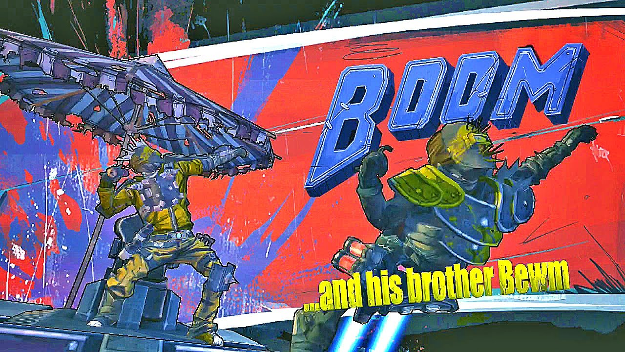 Borderlands 2 Bewm Boom