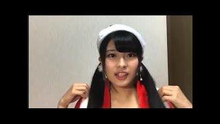 行天 優莉奈(AKB48 チーム8) SHOWROOM AKB48SHOWROOM プレイリスト p...