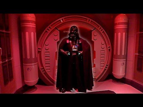 StarPort Dark Vador - Meet Darth Vader - Disneyland Paris