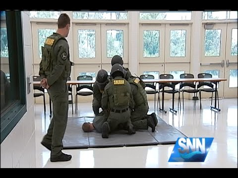 SNN: Tour of Charlotte County Jail