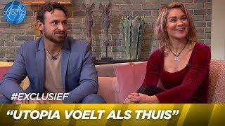 Jessie en Christel bij Koffietijd! - UTOPIA (NL) 2019