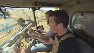 RMR: Rick Harvests Wheat