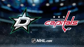 Dallas Stars vs Washington Capitals | Nov.03, 2018 | Game Highlights | NHL 2018/19 | Обзор матча