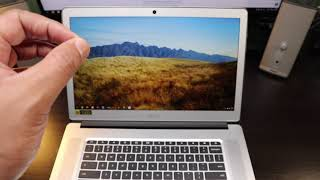 Acer Chromebook 15 Biggest Touch Screen Chromebook with Google PlayStore