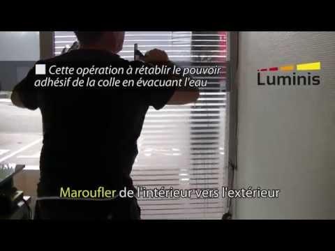 Tutoriel Pose De Film Adhésif Pour Vitrage Luminis Films