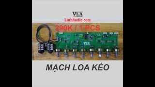 Mạch Echo Mic cho loa kéo   Digital Echo M65831
