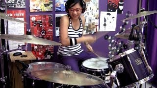 Ninja Nins - Wishing Well (Drum Cover) - Blink 182