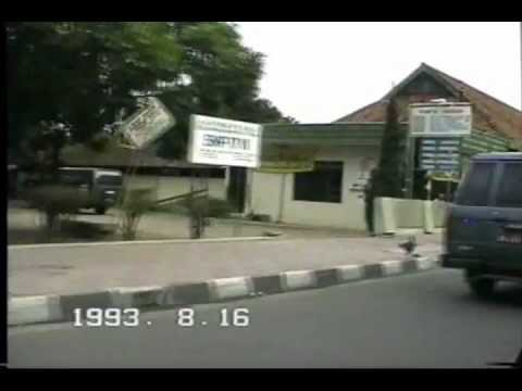Drive Yogyakarta 1993 (Jalan Magelang) / ジョグジャカルタ