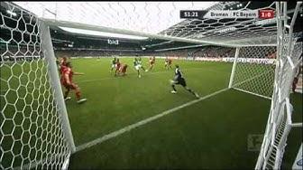 Werder Bremen vs. Bayern Munich