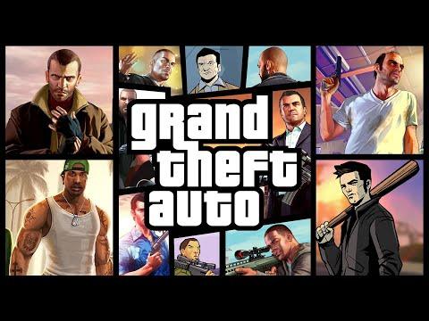 Grand Theft Auto | Ultimate Theme Mashup