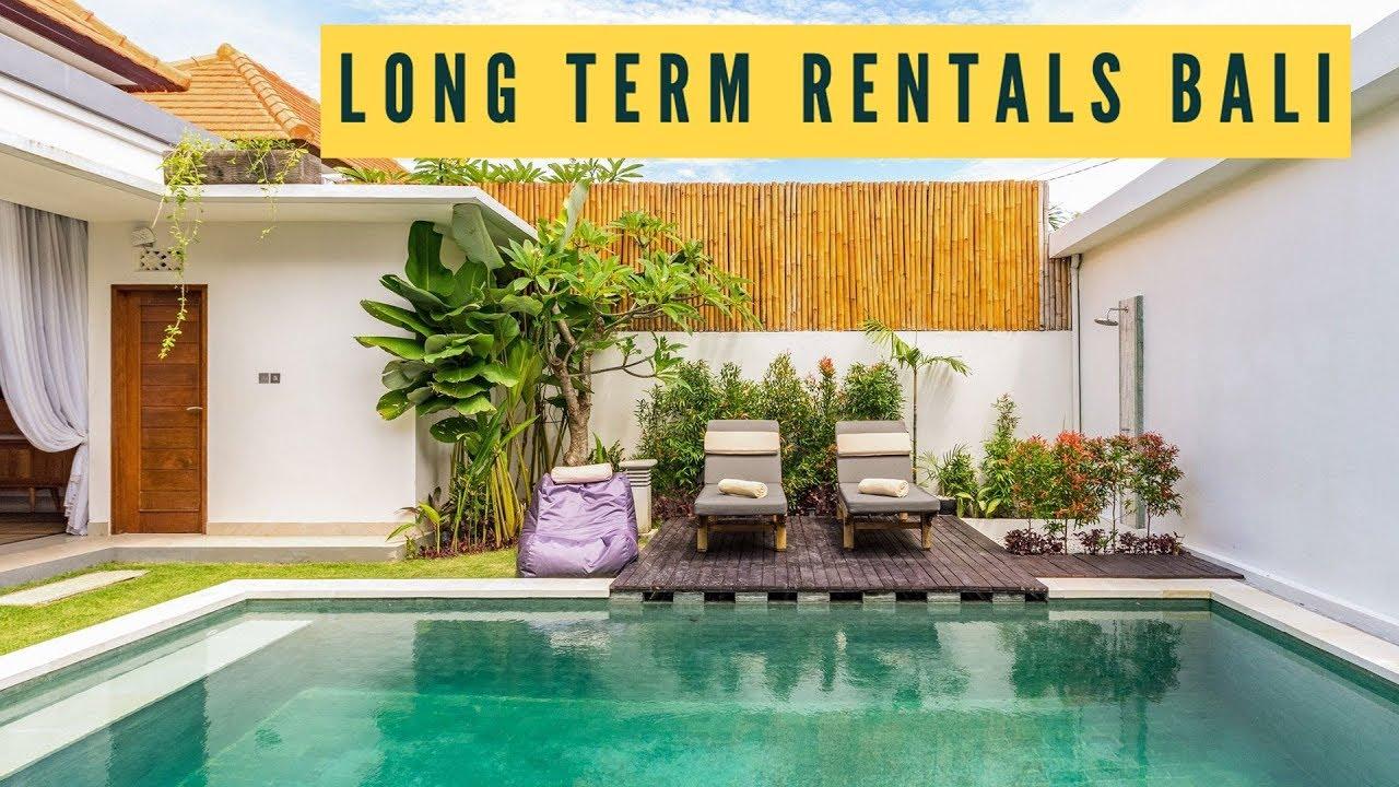 Long Term Rentals Bali Indonesia Youtube