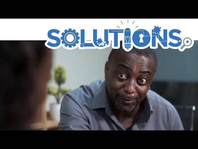 SOLUTIONS S02 E06 - MAMA SWEET WAAKYE | TV SERIES GHANA