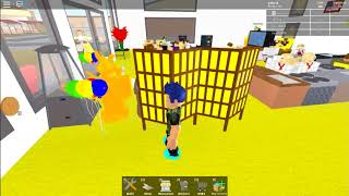 Me and brother in Roblox