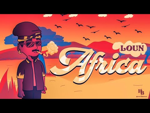 Loun - Africa (Animated Music Video)