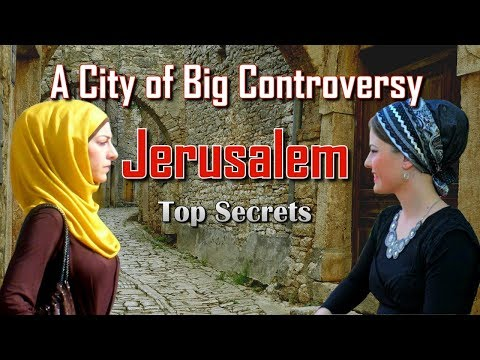 Top Secrets of Jerusalem