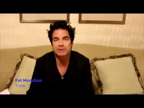 Pat Monahan of Train invites you to experience Spinnr