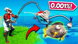 *ONE IN A MILLION* FISHING CHANCE!! - Fortnite Funny Fails and WTF Moments! #1048