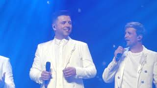 Download lagu Westlife in Belfast 23th of May 2019 - Flying without wings