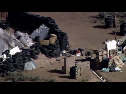 Man trained children at New Mexico compound to be school shooters, prosecutors say