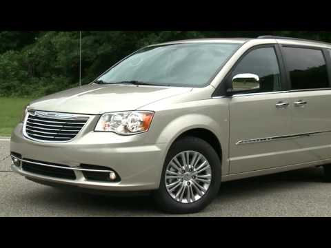 limited on town for keswick chrysler country sale minivan used htm